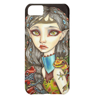 Princesse Grenouille iPhone 5C Covers