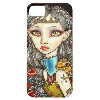 Princesse Grenouille iPhone 5 Cases