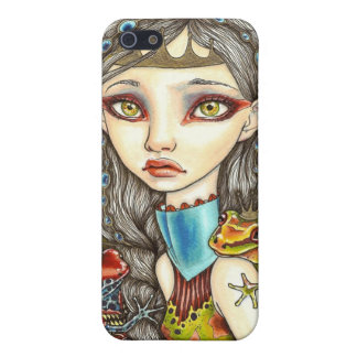 Princesse Grenouille Cases For iPhone 5