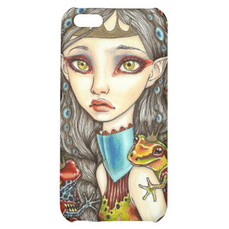Princesse Grenouille Case For iPhone 5C