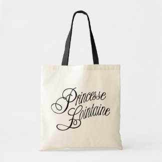 Princesse Lointaine Tote Bag