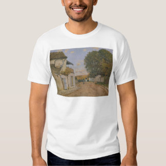Princesse Street in Louveciennes by Alfred Sisley Tee Shirt