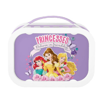 Princesses Believe in Friendship 1 Yubo Lunch Box