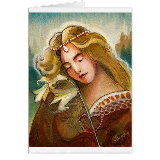 Princess's Dream Notecard