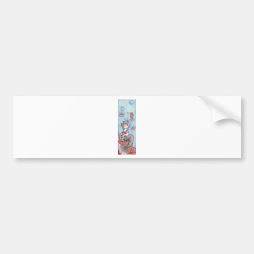 PrincessTabbyMercat Bumper Sticker