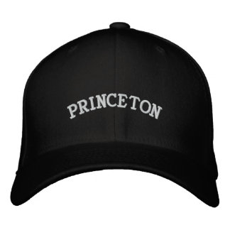 PRINCETON EMBROIDERED HATS