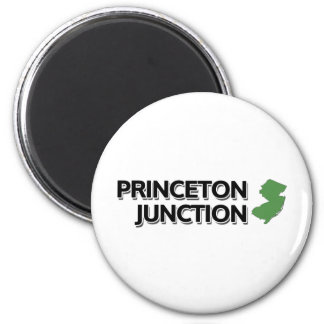 Princeton Junction, New Jersey Magnet