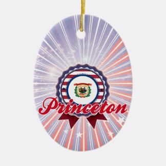 Princeton, WV Ornaments Para Arbol De Navidad