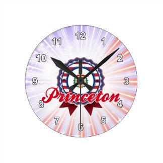 Princeton, WV Relojes De Pared