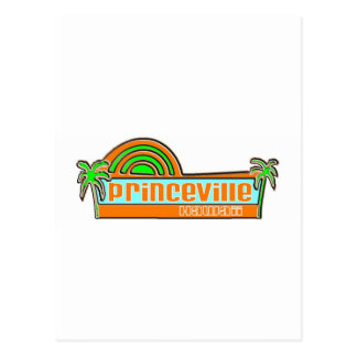 Princeville, Hawaii Postcard