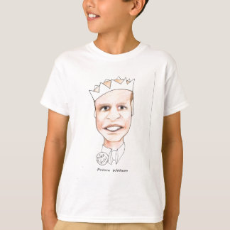 princewilly print by Kaye Talvilahti T-Shirt