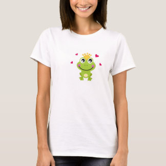 Princey Frog T-Shirt