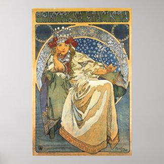 Princezna Hyacinta Poster