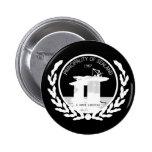 principado del escudo del sello del sealand pin