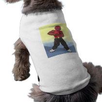Principal Barrett Anime Art Gallery Character T-Shirt