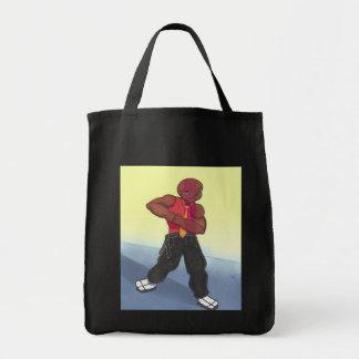 Principal Barrett Anime Art Gallery Character Tote Bag