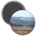 Principal camino apartado Wyoming de José Imán De Frigorífico
