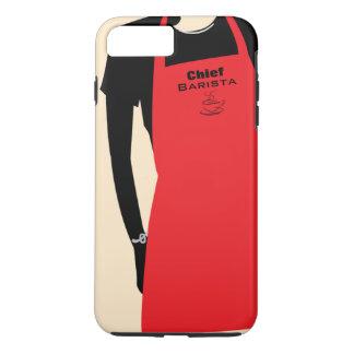 Principal caso del iPhone 7 de Barista Funda iPhone 7 Plus