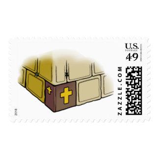 Principal centavo del sello de la piedra angular 4