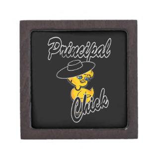 Principal Chick #4 Jewelry Box