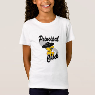 Principal Chick #4 T-Shirt