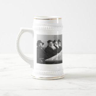 Principal consejo israelí del rabinato - 1959 taza de café