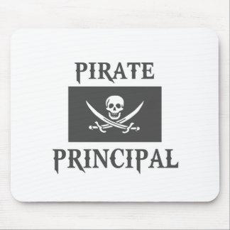 Principal del pirata alfombrillas de raton