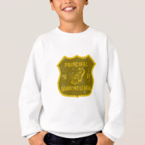 Principal Drinking League Sweatshirt