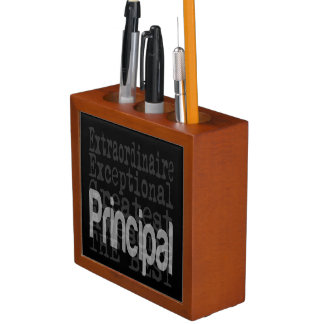 Principal Extraordinaire Pencil Holder