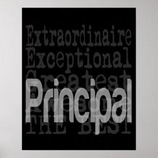 Principal Extraordinaire Poster
