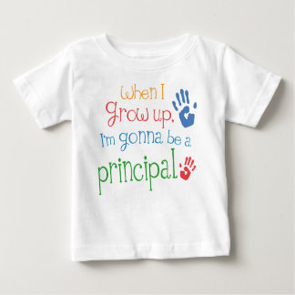 Principal (Future) Infant Baby T-Shirt