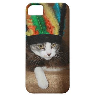 Principal gato loco funda para iPhone SE/5/5s