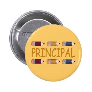 Principal Gift With Pencil Border Button