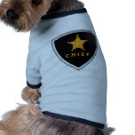 Principal insignia prenda mascota
