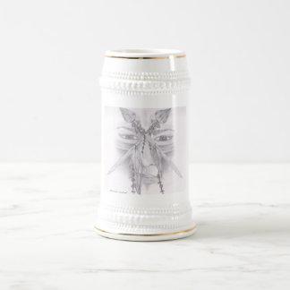 Principal punta de flecha jarra de cerveza