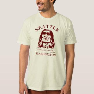Principal Seattle Camisas