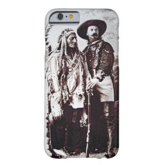 Principal sentada Bull (1831-90) en viaje con el Funda De iPhone 6 Barely There
