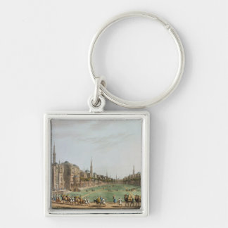 Principal Square in Grand Cairo, with Murad Bey's Keychain