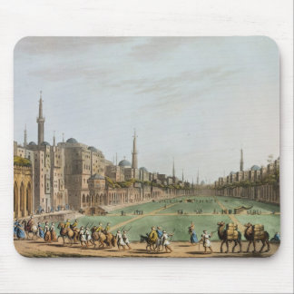 Principal Square in Grand Cairo, with Murad Bey's Mouse Pad