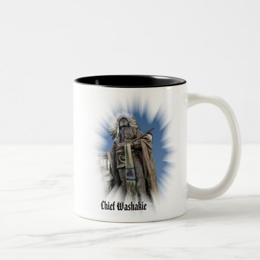 Principal taza de café de Washakie