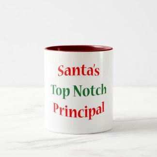 Principal Top Notch Two-Tone Coffee Mug