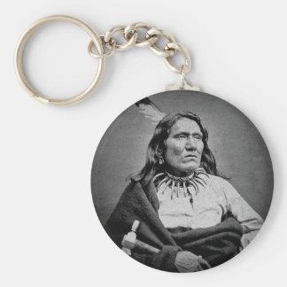 Principal Yankton Dakota territorio de Ponca Llavero Redondo Tipo Pin