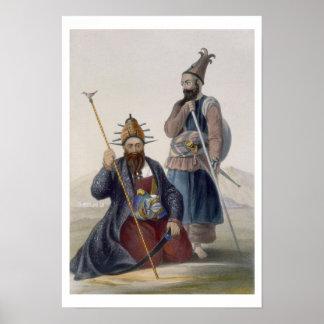 Principales verdugo y ayudante de su majestad póster