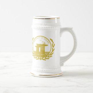 principality of sealand seal crest mug