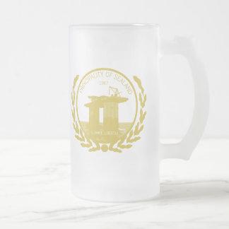 principality of sealand seal crest mugs