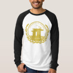 principality of sealand seal crest shirt