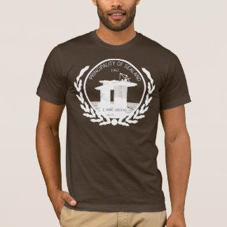 principality of sealand seal crest T-Shirt