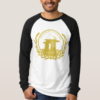 principality of sealand seal crest tees