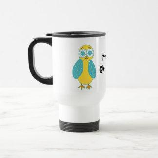 Principals Give a Hoot -  Cute Owl Travel Mug