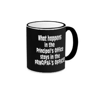 Principal's Office Mug